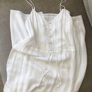 White Paige Dress